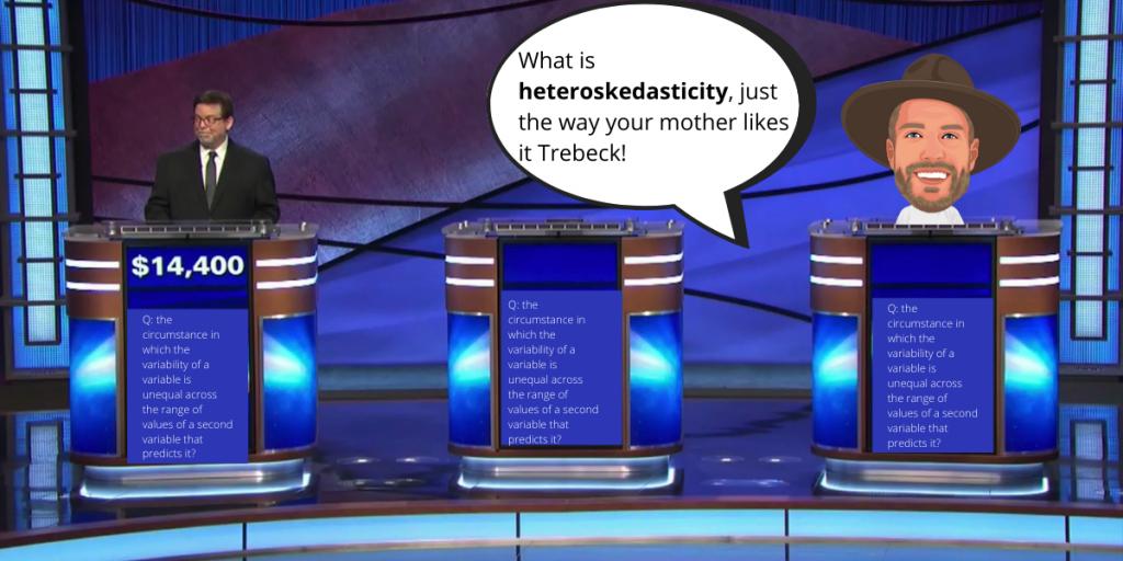 Heteroskadascity